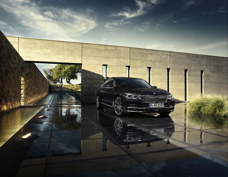 BMW 750Li xDrive Individual (G12)