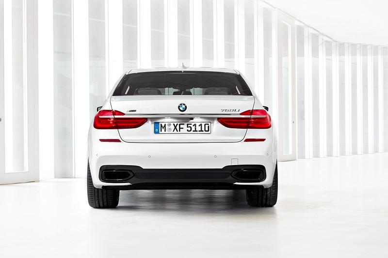 BMW 750Li xDrive mit M Sportpaket (G12)