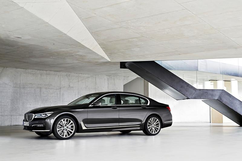 BMW 750Li xDrive (G12)