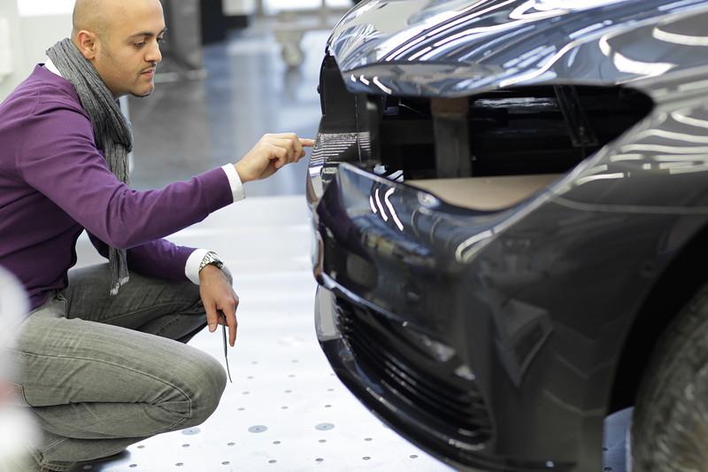 BMW 7er-Reihe, Design, Modell