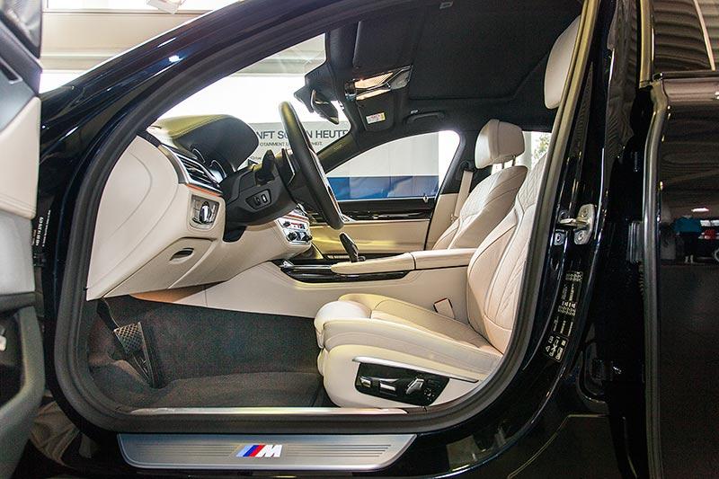 BMW 750i xDrive mit M Sportpaket und Shadowline