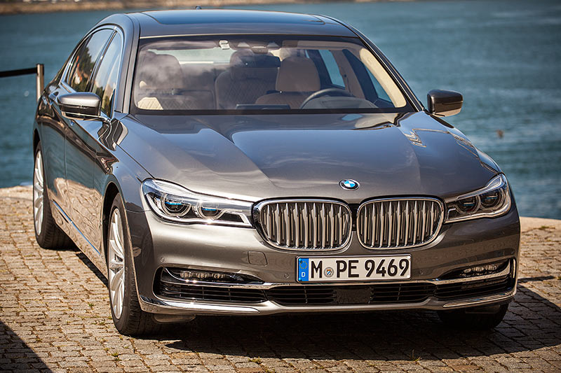 BMW 750Li xDrive mit Executive Lounge (G12)