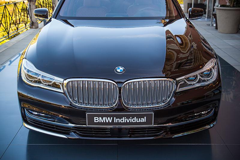 BMW 750Li xDrive Individual