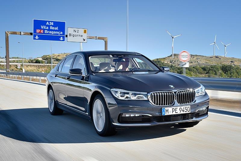 7-forum.com Testfahrt in Portugal im neuen BMW 730d