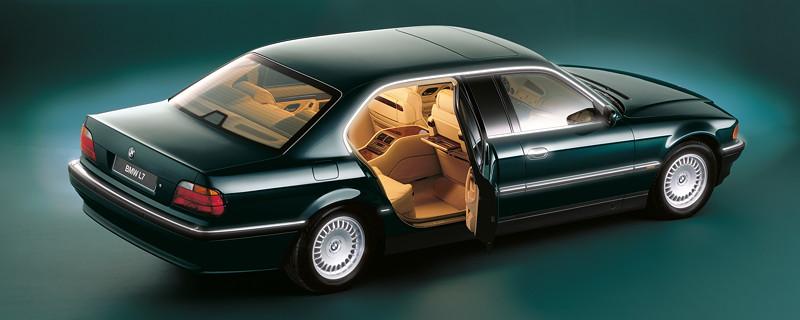 BMW L7 auf Basis der dritten BMW 7er-Generation (E38)