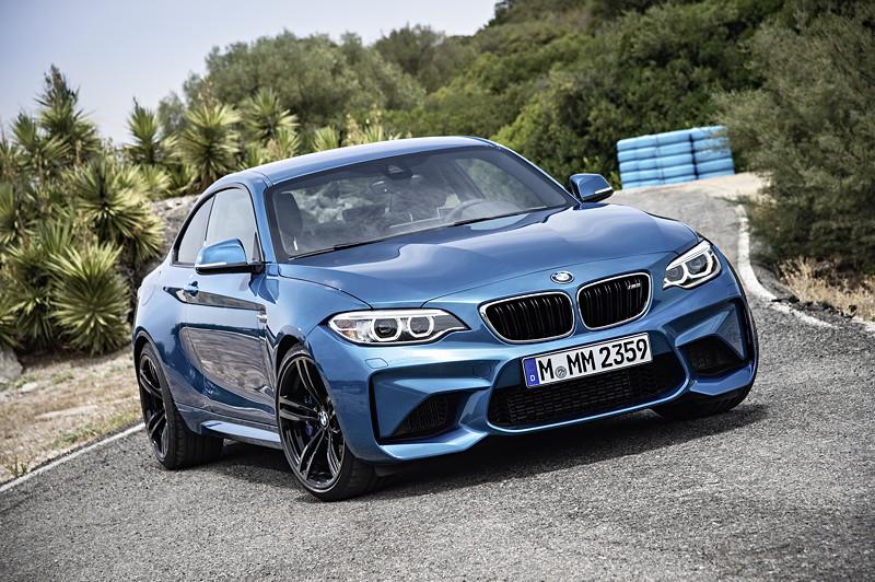 BMW M2, kommt im April 2016 zum Preis von 56.700 Euro in den Handel