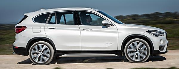 BMW X1 xDrive20d, Mineralweiss metallic, Leichtmetallräder Y-Speiche 511