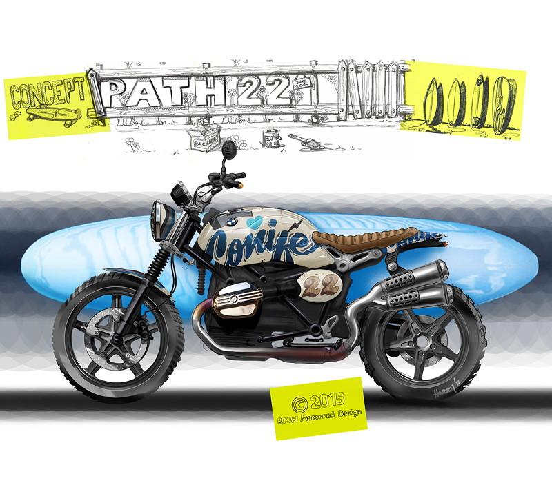 BMW Concept Path 22
