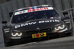 BMW in der DTM 2015.