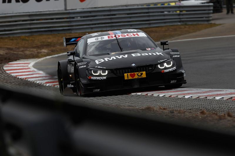 Zandvoort (NL) 12. Juli 2015. BMW Motorsport, Bruno Spengler (CA) im BMW Bank M4 DTM.