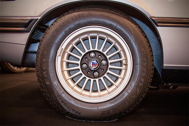 BMW Alpina 320 A4, Alpina Rad
