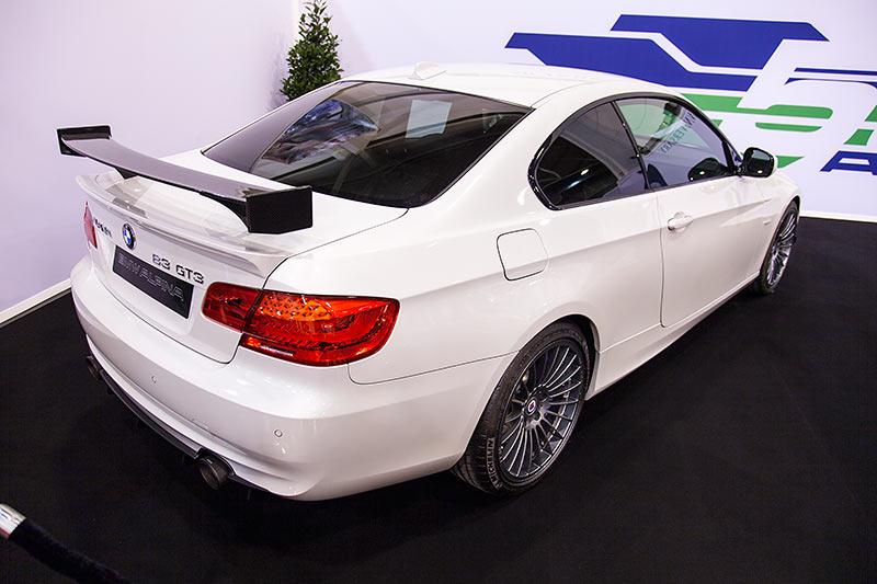 BMW Alpina B3 GT3 auf der Essen Motor Show 2015
