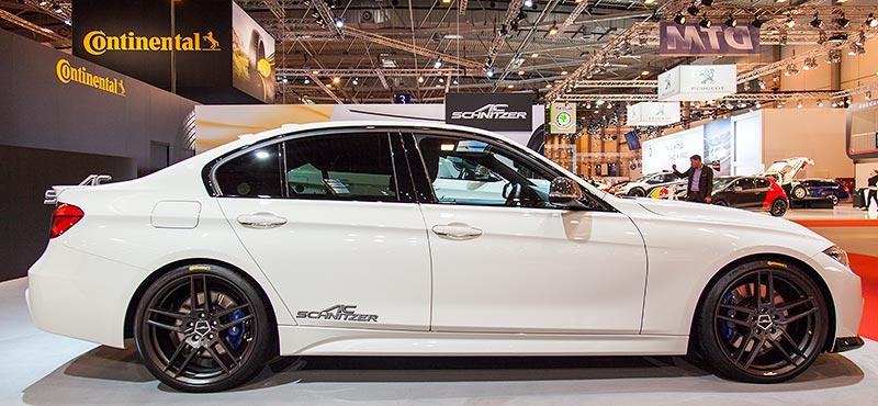 ACS 3 3.0i auf der Essen Motor Show 2015