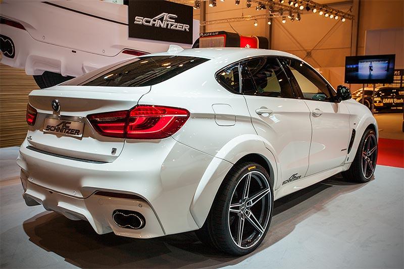 BMW X6 FALCON by AC Schnitzer auf der Essen Motor Show 2015
