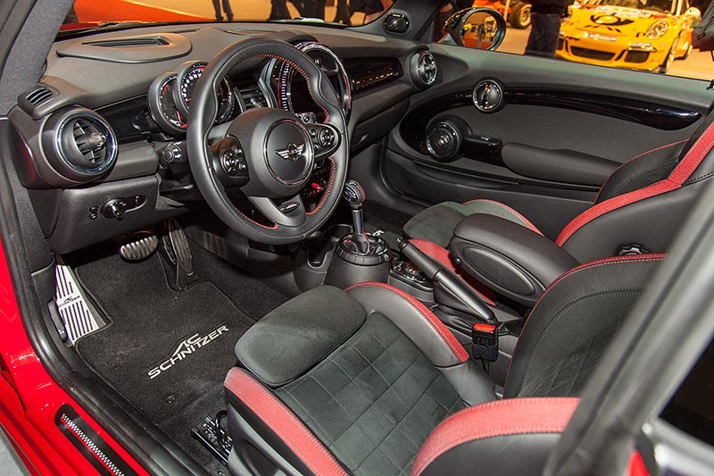MINI John Cooper Works by AC Schnitzer, Interieur