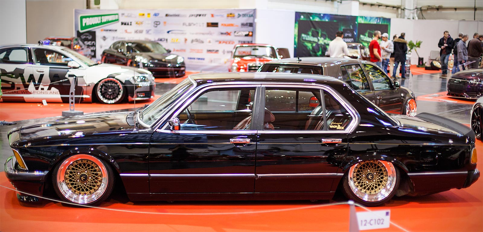 Foto Bmw 728i E23 In Der Tuning Experience