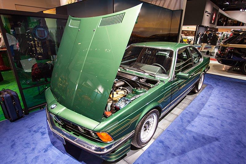 IAA 2015: Alpina B7 S Turbo