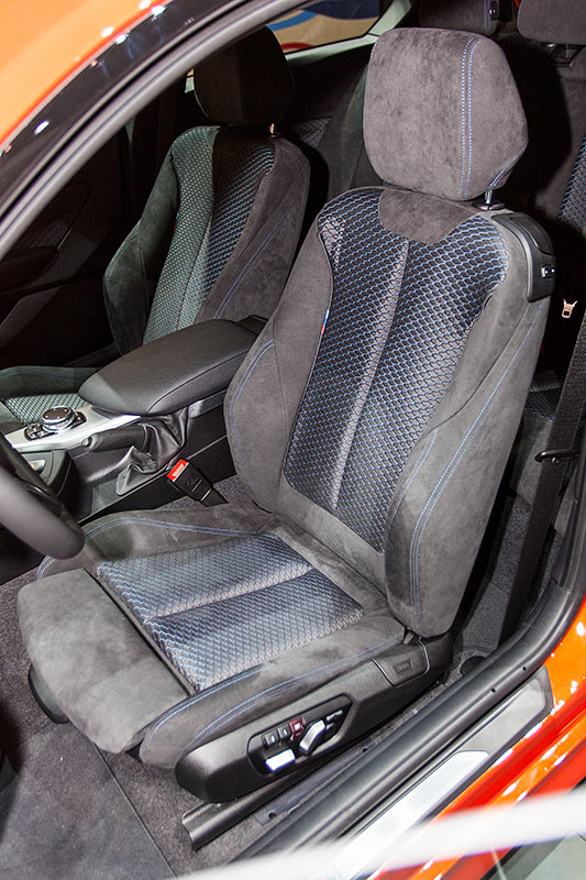 BMW 120d xDrive mit BMW M Paket (Modell F21, Facelift 2015)