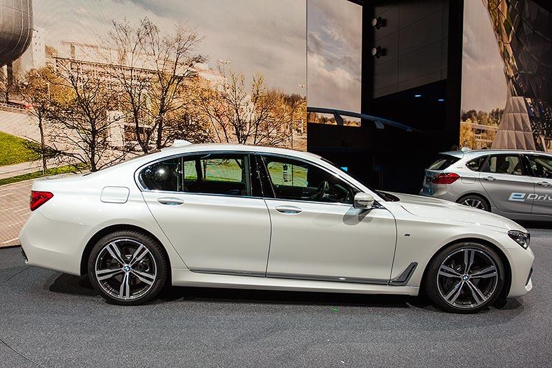 BMW 730d xDrive mit M Sportpaket