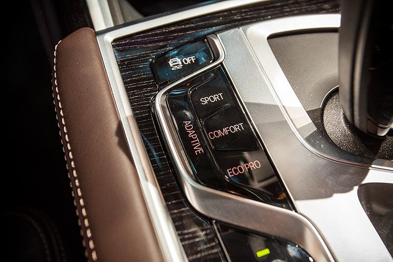 BMW 730d xDrive mit M Sportpaket, neu: Adaptive Drive
