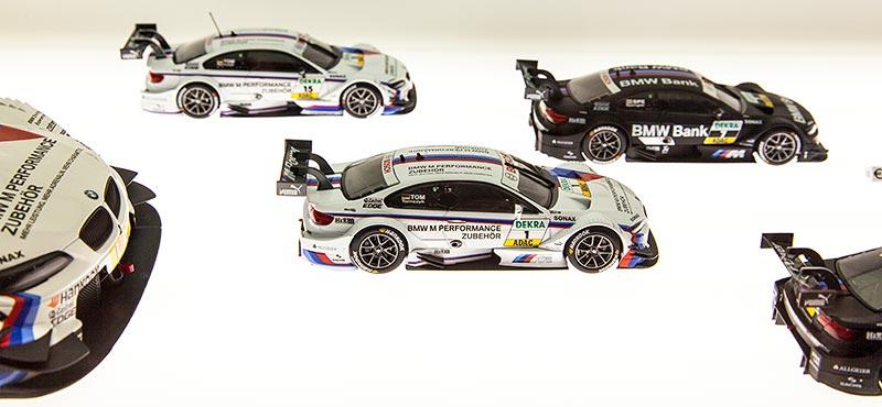 BMW Modellautos auf der IAA 2015