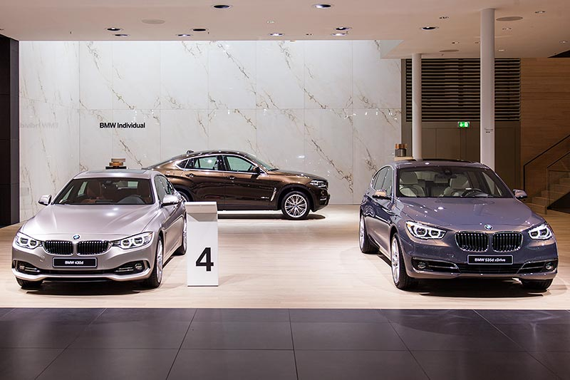 BMW Individual Ausstellung auf der IAA 2015