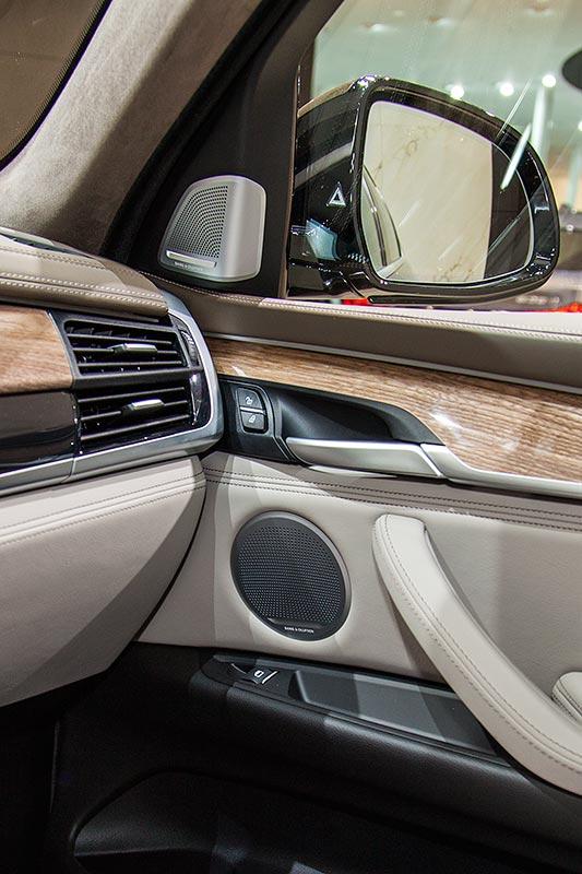 BMW X6 xDrive40d Individual, mit Bang u. Olufsen Highend Surroundsystem