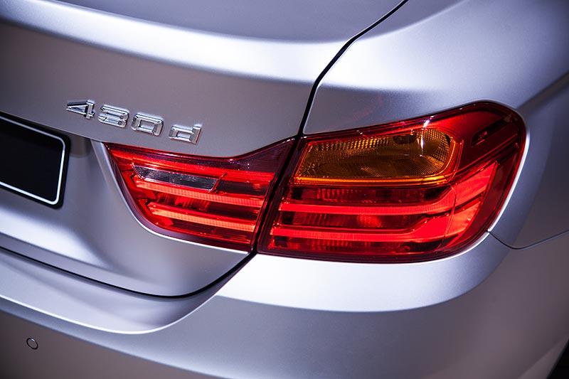IAA 2015: BMW 430d Gran Coupe