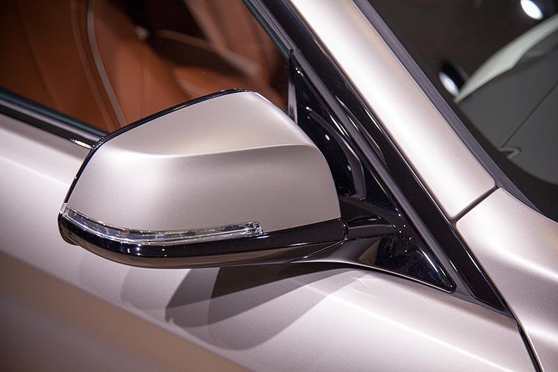 BMW 430d Gran Coupe Individual, Aussenspiegel