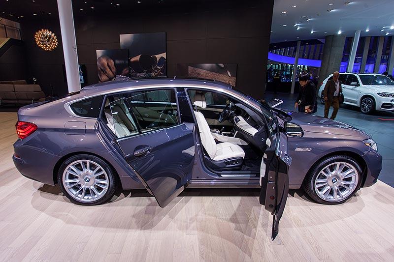 IAA: BMW 535d xDrive Gran Turismo Individual