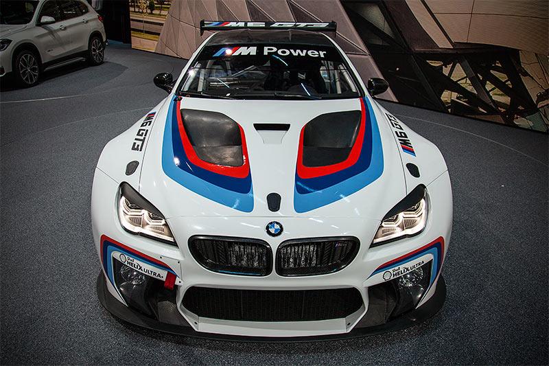 BMW M6 GT3 Auf Der IAA 2015