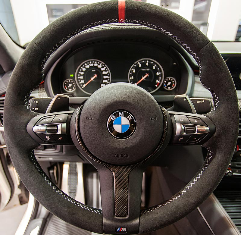 Bmw X6 Xdrive35i: Foto: BMW M Auf Der IAA 2015 Mit Dem BMW X6 M, BMW M3, BMW