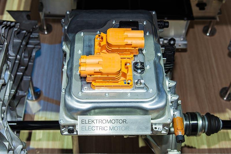 BMW i3, Elektromotor