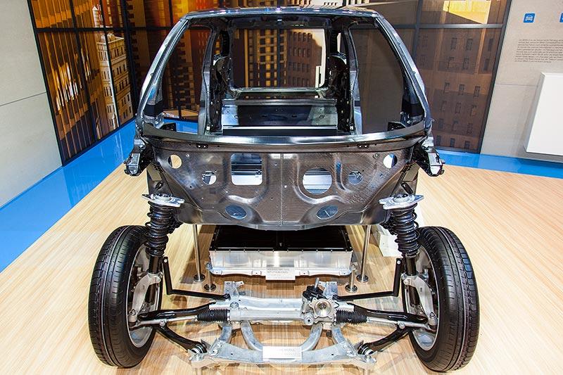 BMW i3, Drive Modul