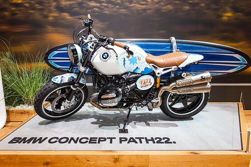 IAA 2015: BMW Concept Path 22
