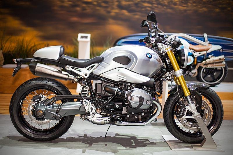 IAA 2015: BMW R nineT