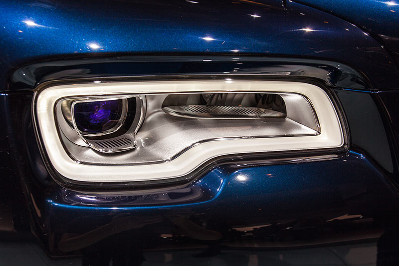 Rolls-Royce Dawn, adapative LED Scheinwerfer