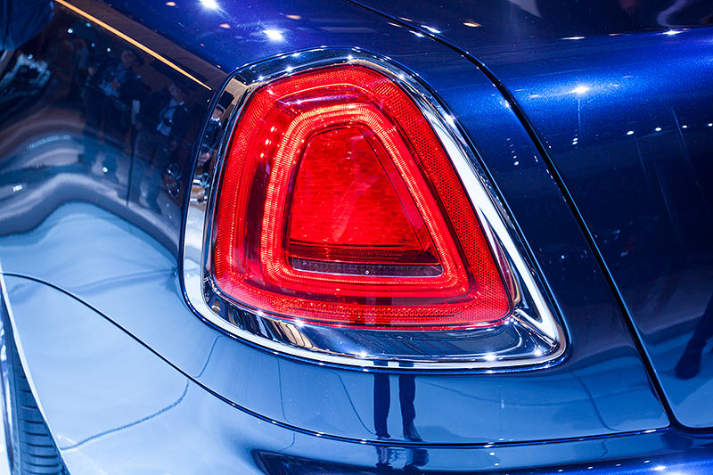 Rolls-Royce Dawn, Rücklicht