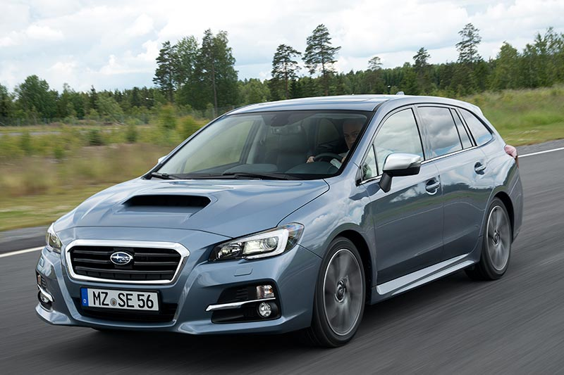 IAA 2015: Subaru Levorg
