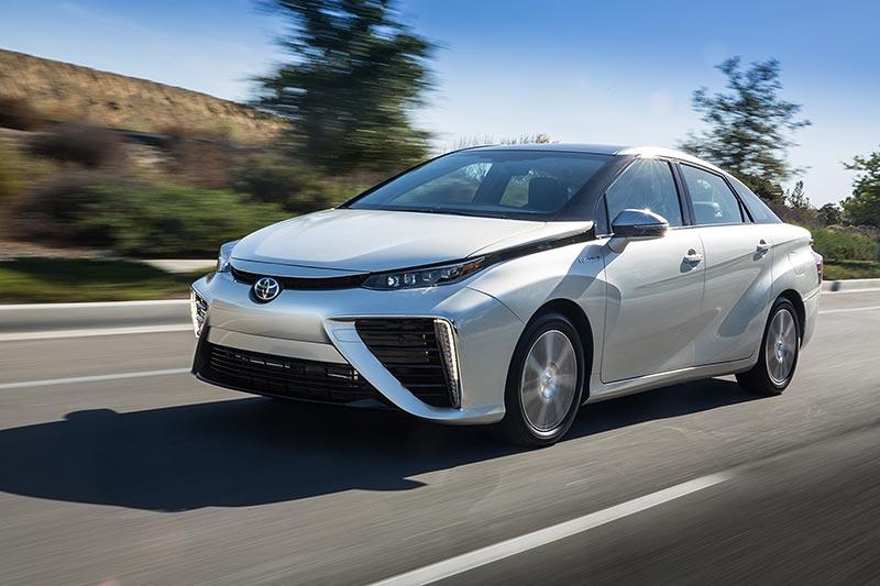 IAA 2015: Toyota Mirai