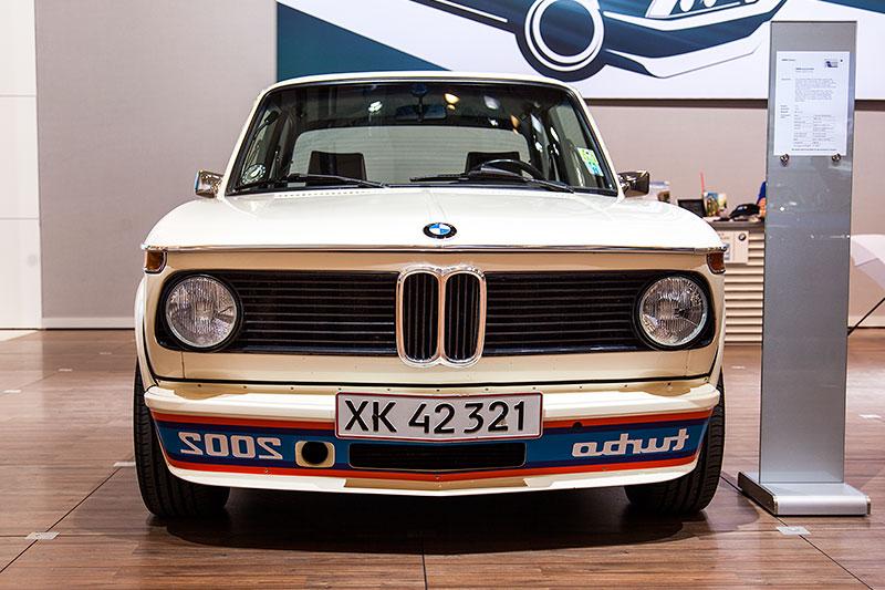 BMW 2002 turbo, Baujahr: 1974, Stückzahl: 1.672