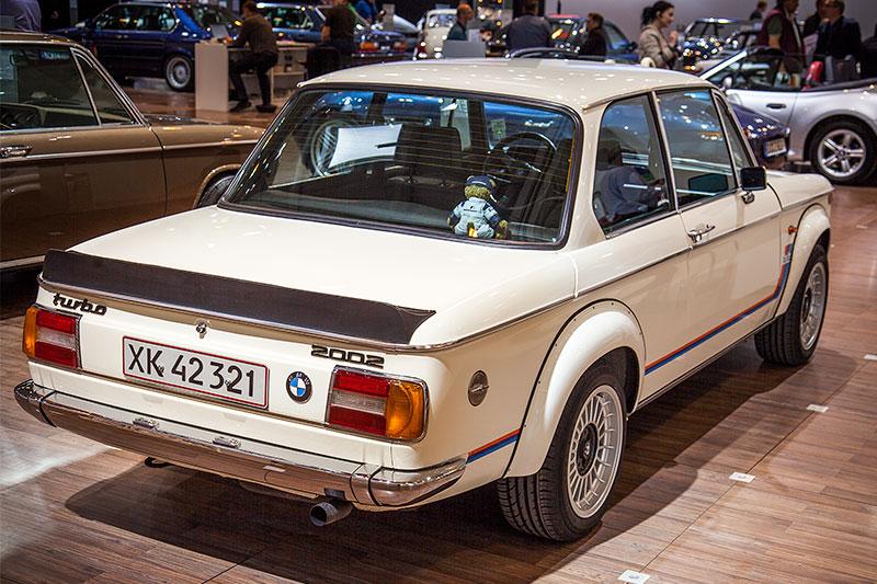 BMW 2002 turbo, Neupreis: 18.720 DM