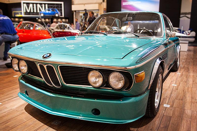 BMW 3,0 CSL, Baujahr 1973, von Dieter Tögel