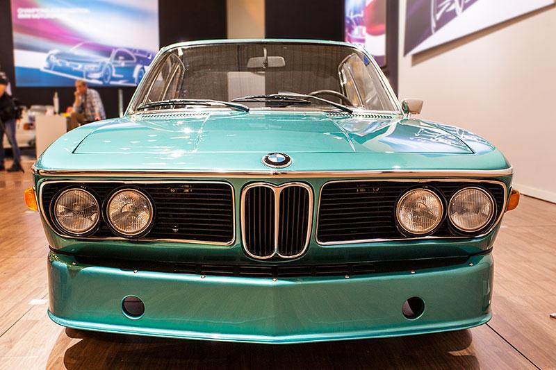 BMW 3,0 CSL, 1.165 kg schwer, Höchstgeschwindigkeit: 220 km/h