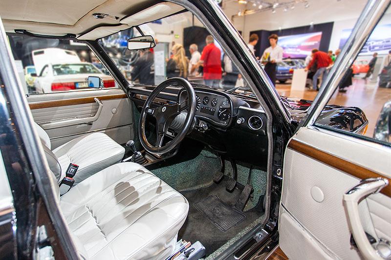 BMW 3.0 Si, britische Rechtslenker-Variante