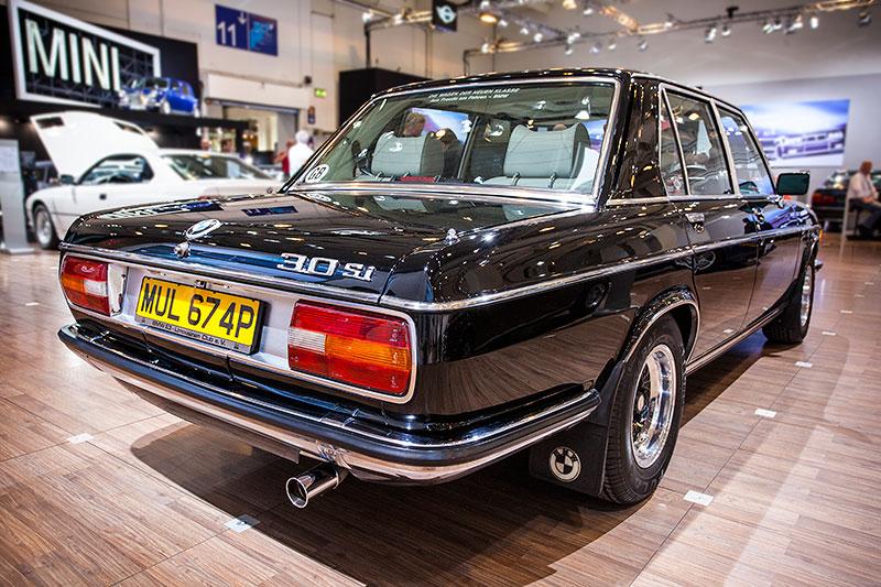 BMW 3.0 Si auf der Techno Classica 2015