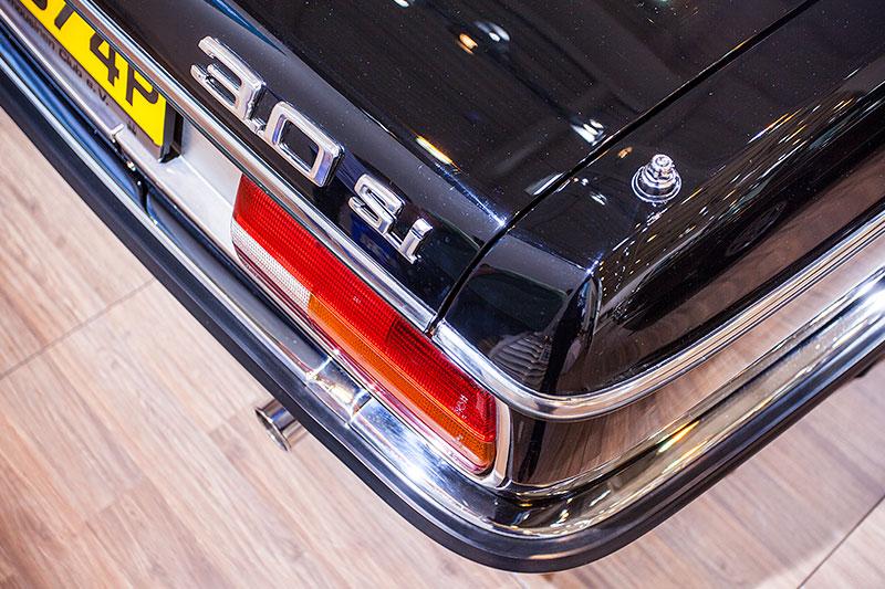 Techno Classica 2015: BMW 3.0 Si