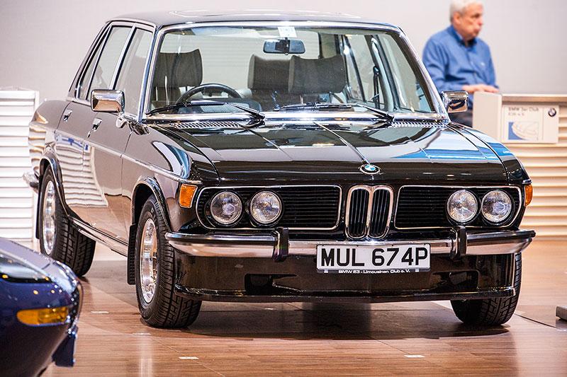 BMW 3.0 Si von Nigel Gibb