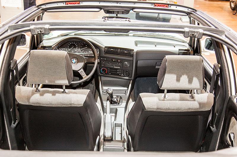 BMW 320i Baur Topcabriolet, mit 5-Gang-Getriebe