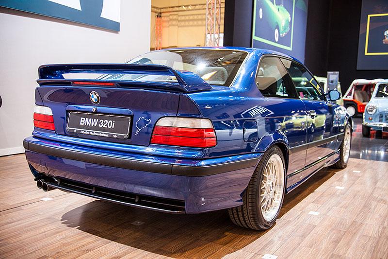 BMW 320i Clubsport von Marucs Pfisterauf der Techno Classica 2015